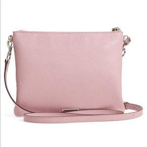NWT Rebecca Minkoff Leather Crossbody bag